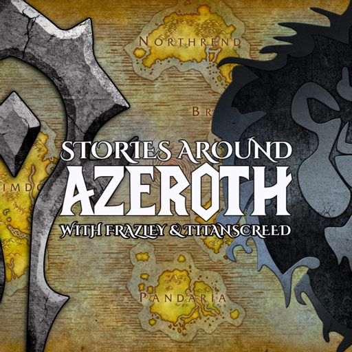 Cover art for podcast  Stories Around Azeroth