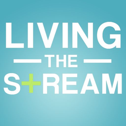Cover art for podcast Living the Stream - Fantasy Football Podcast
