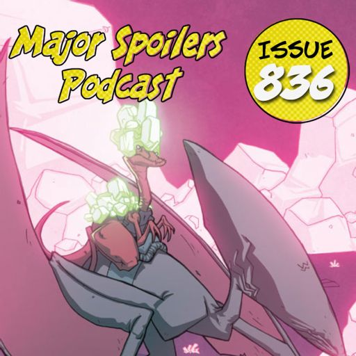 Major Spoilers Podcast #809: Aquaman's Blue Suit from Major