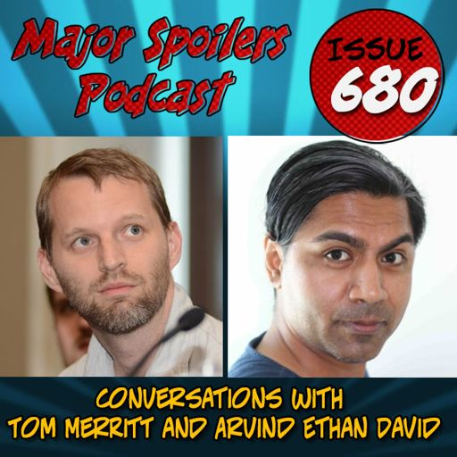 Major Spoilers Podcast 680 Pilot X And Dirk Gently From Major