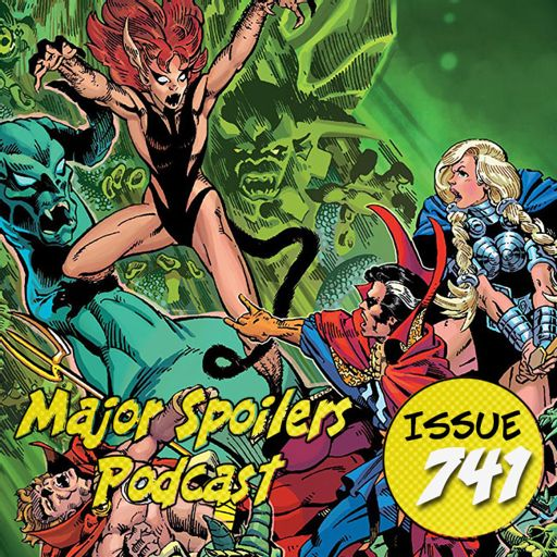 Major Spoilers Podcast #790: God Country from Major Spoilers Comic