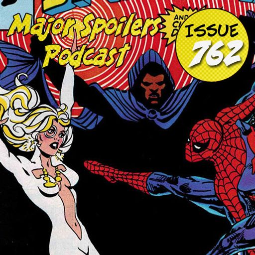 Major Spoilers Podcast #762: Cloak and Dagger from Major Spoilers