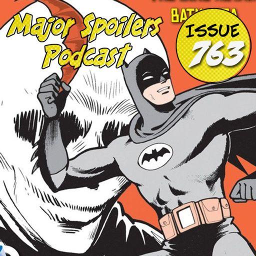 763: Batmanga! from Major Spoilers Podcast Network Master