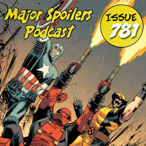 Major Spoilers Podcast Network Master Feed on RadioPublic