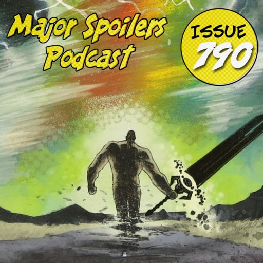 reputable site 0ba19 770b8 Major Spoilers Podcast  790  God Country from Major Spoilers Podcast  Network Master Feed on RadioPublic