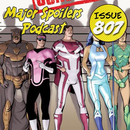 876297dd2835 Major Spoilers Podcast  807  The Consultant from Major Spoilers ...