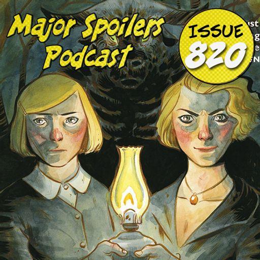 779: Sheriff of Babylon Vol  1 from Major Spoilers Comic Book