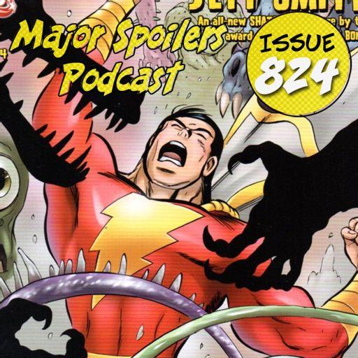 Major Spoilers Comic Book Podcast on RadioPublic