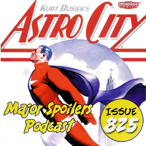 2a662adc708e2 Major Spoilers Podcast  789  Comic-Con 2018 from Major Spoilers ...
