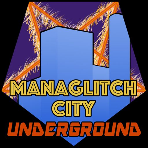 Cover art for podcast Managlitch City Underground