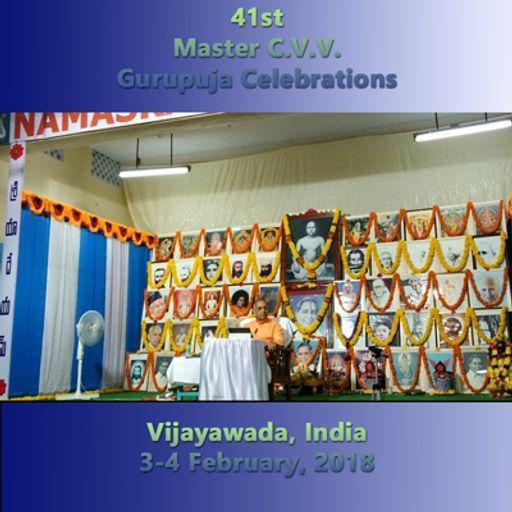 04Feb2018 - Morning - Part2 (Gurupuja Celebrations - Vijayawada