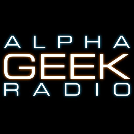 Cover art for podcast Alpha Geek Radio - The Podcast