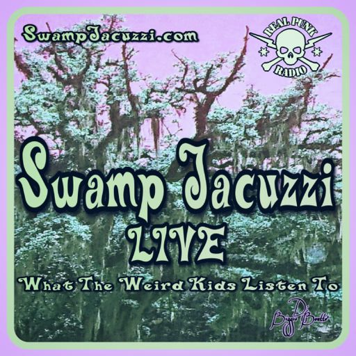 Cover art for podcast Swamp Jacuzzi