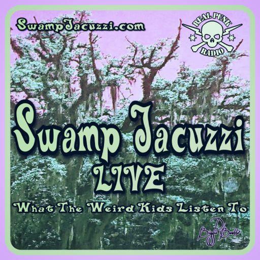 Swamp Jacuzzi On Radiopublic