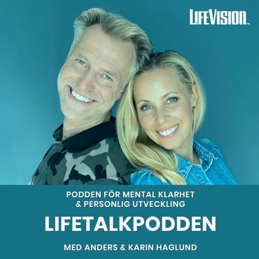 Cover art for podcast LIFETALK PODDEN