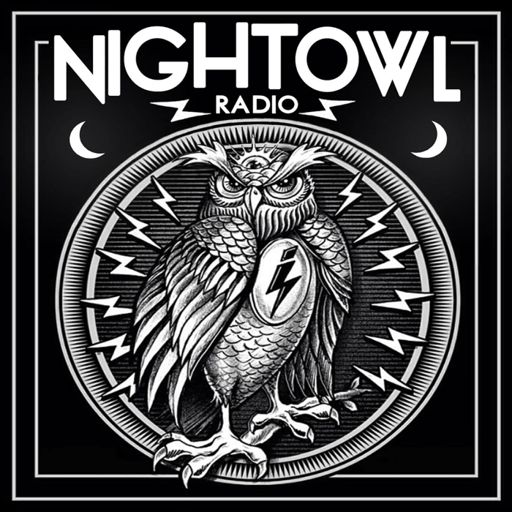 Cover art for podcast Night Owl Radio