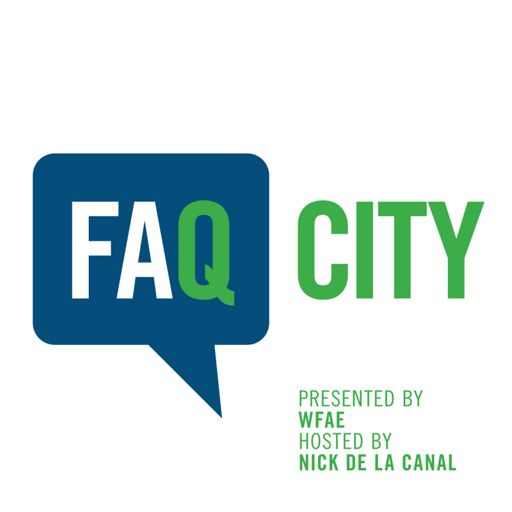Cover art for podcast FAQ City