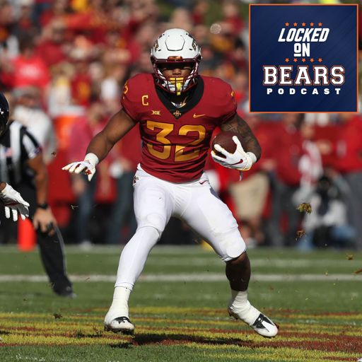 f0a5fdc3 Bears trade up to take Iowa State RB David Montgomery from Locked On ...