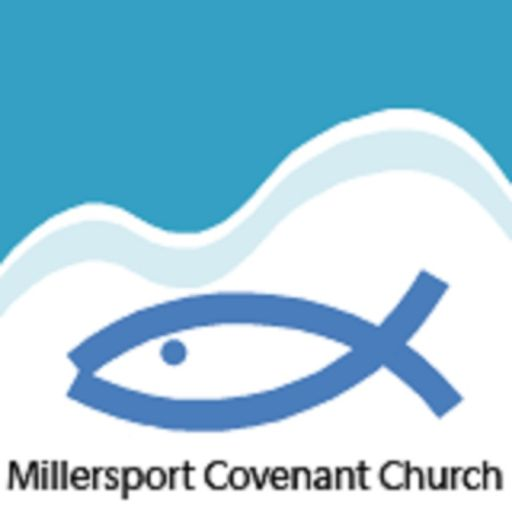 Cover art for podcast Millersport Covenant Church Sermon Podcasts