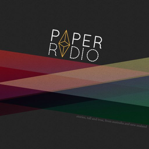 Cover art for podcast Paper Radio
