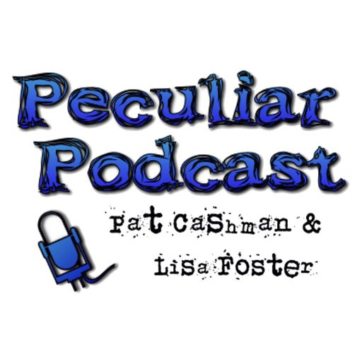 Cover art for podcast Peculiar Podcast