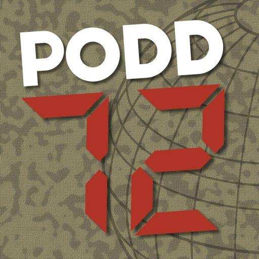 Cover art for podcast Podd72