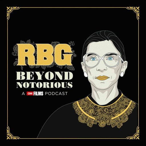 Cover art for podcast RBG: Beyond Notorious