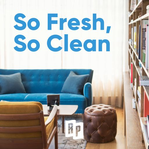 Cover art for podcast Episodes to accompany cleaning the house