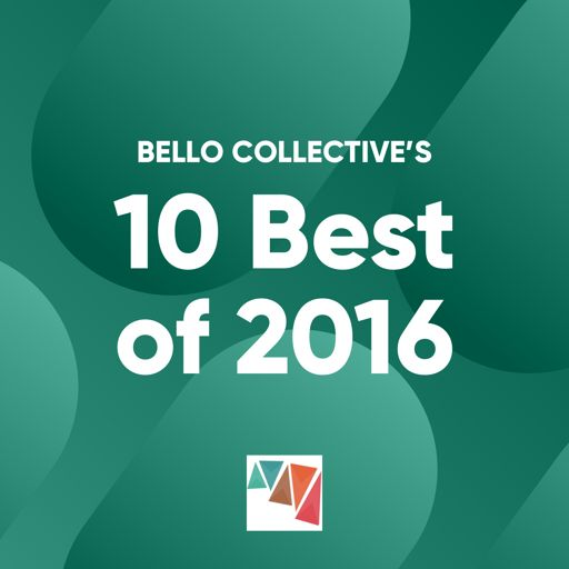 Cover art for podcast Ten standout audio stories from this year, according to The Bello Collective