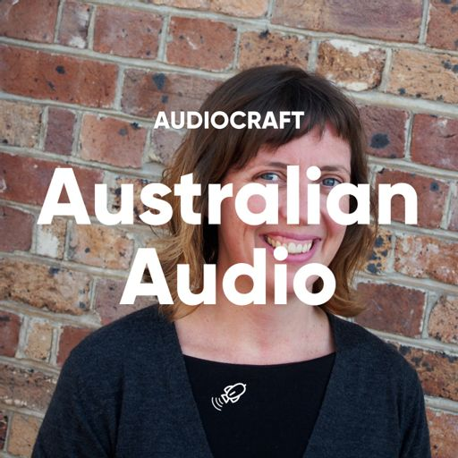 Cover art for podcast A dip in the (much warmer) oceans of Australian audio