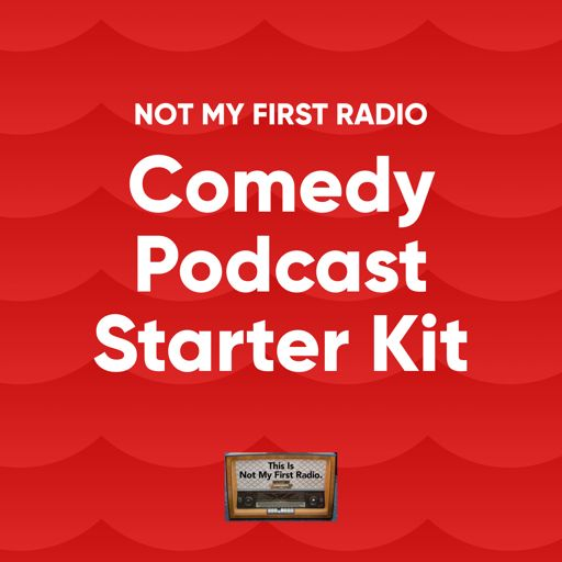 Cover art for podcast A comedy nerd's comedy podcast starter kit