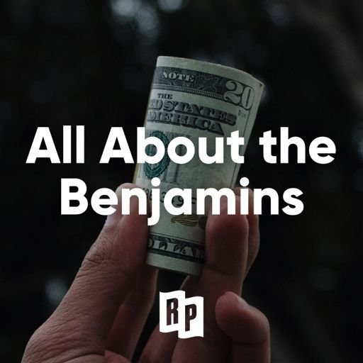 Cover art for podcast Episodes about money that Alexander Hamilton might have enjoyed