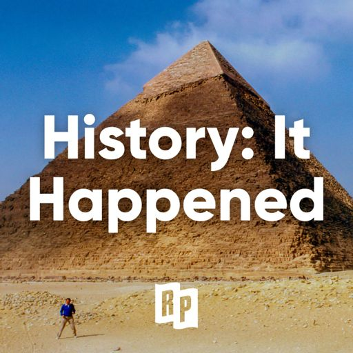 Cover art for podcast A collection of memorable moments in history podcasts