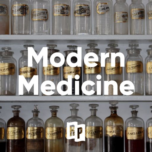 Cover art for podcast A selection of episodes about scientific progress and health