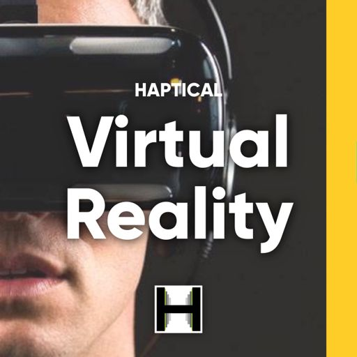 Cover art for podcast Haptical's Virtual Reality