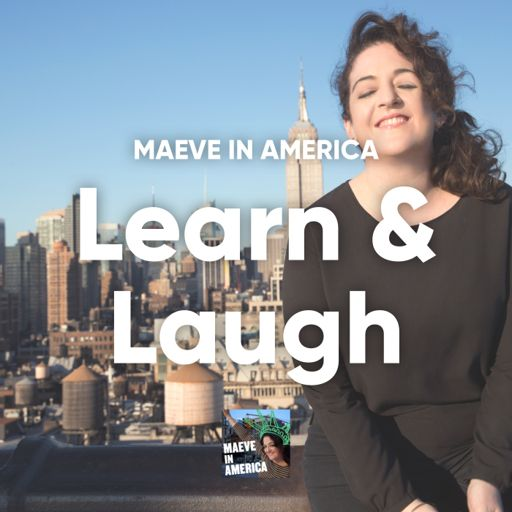 Cover art for podcast Maeve Higgins's Learn & Laugh