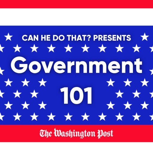 Cover art for podcast Government 101