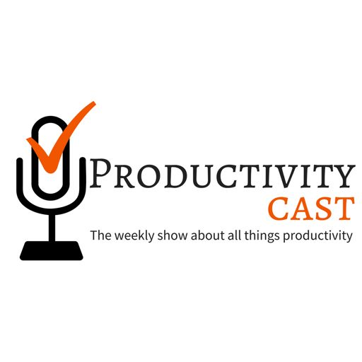 Cover art for podcast Productivity Cast