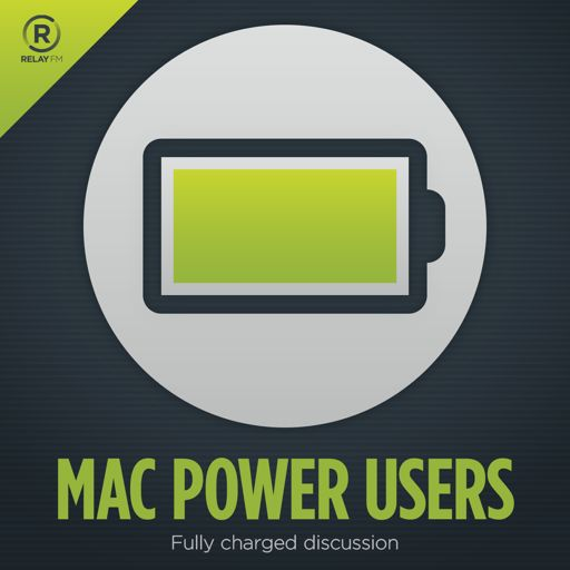 Cover art for podcast Mac Power Users