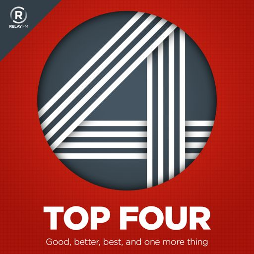 Cover art for podcast Top Four