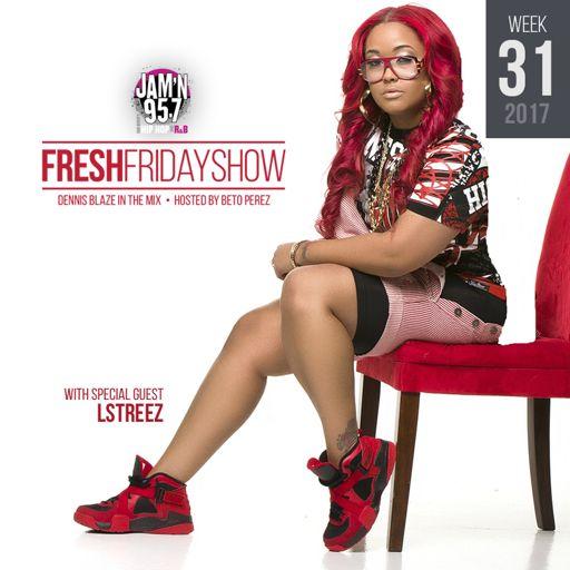 Fresh Friday Show Week 25 W Ill Nicky Dennis Blaze Radio Raymond