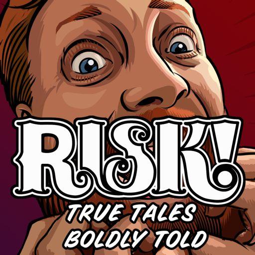 Cover art for podcast RISK!
