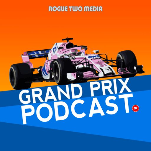 Cover art for podcast Grand Prix Podcast - F1 Review Show