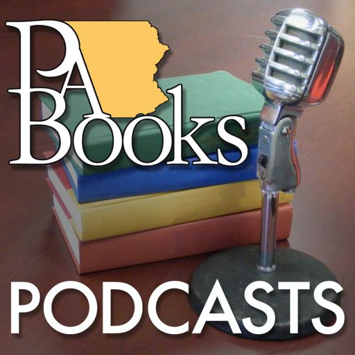 Cover art for podcast PA BOOKS on PCN