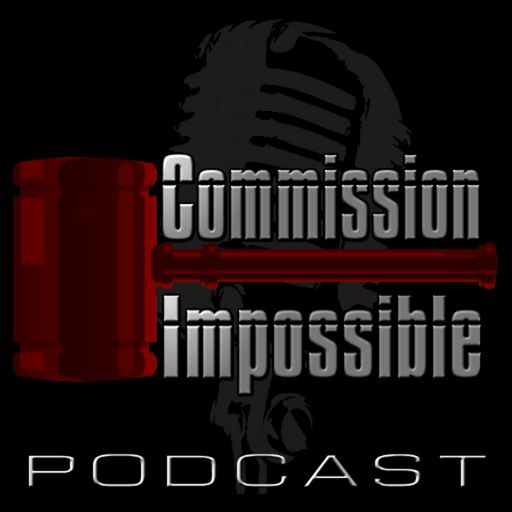 Cover art for podcast Commission: Impossible