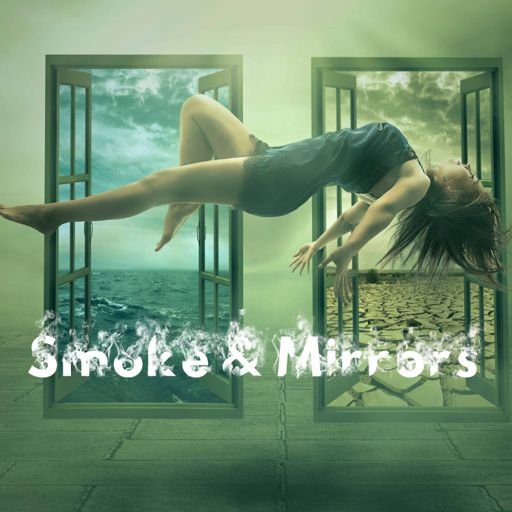 Cover art for podcast Smoke & Mirrors