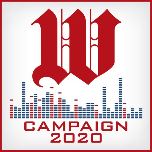Cover art for podcast The Washington Times Campaign 2020