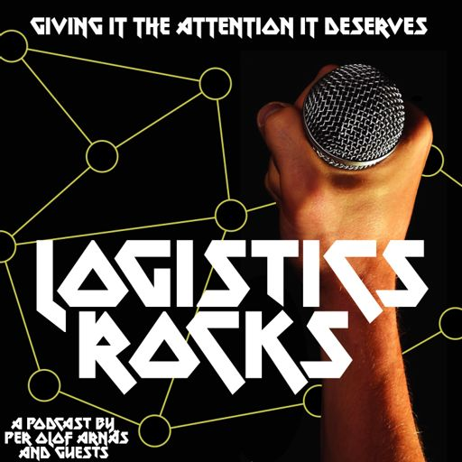 Cover art for podcast Logistics Rocks