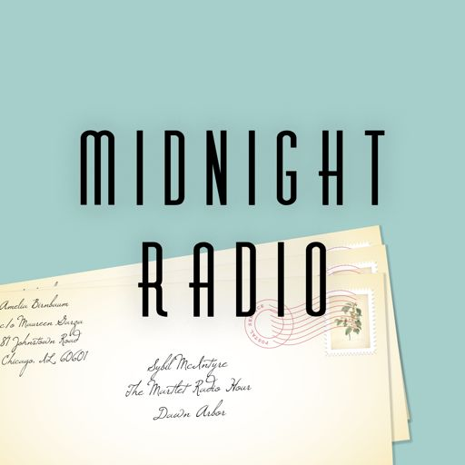 Cover art for podcast Midnight Radio