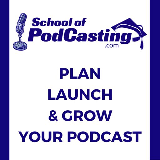 Lessons and Observations from PodCon from School of Podcasting on